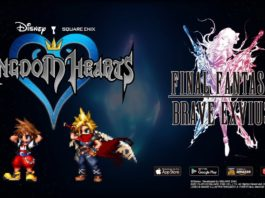 Final Fantasy Brave Exvius - Kingdom Hearts_collaboration