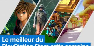 PlayStation Store - Mise à jour du 28 janvier 2019