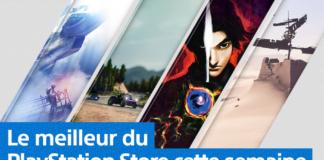 PlayStation Store - Mise à jour du 14 janvier 2019