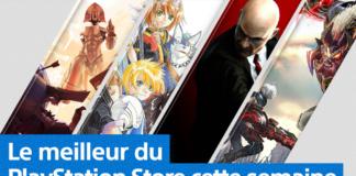 PlayStation Store - Mise à jour du 7 janvier 2019