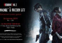 Resident Evil 2 – « Bienvenue » à Racoon City