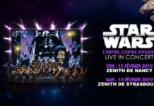 STAR WARS - L'Empire contre-attaque à la conquête du Grand Est