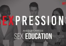 Sex Education I Sexpressions I Netflix