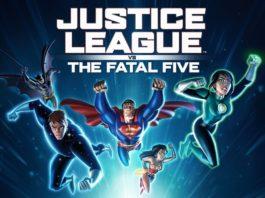 Justice League vs. The Fatal Five,