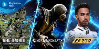 PlayStation Now - Février 2019