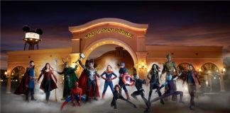 Captain Marvel Disneyland Paris La Saison des Super Héros Marvel