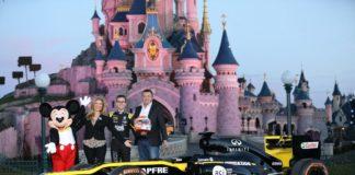 Formule 1 : le Grand Prix de France a démarré le roadshow à Disneyland Paris