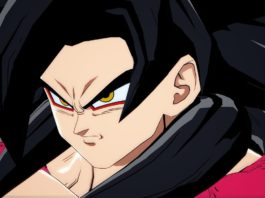 DRAGON BALL FighterZ - Goku [GT] 02