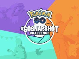 Pokémon GO #GOSNAPSHOT CHALLENGE
