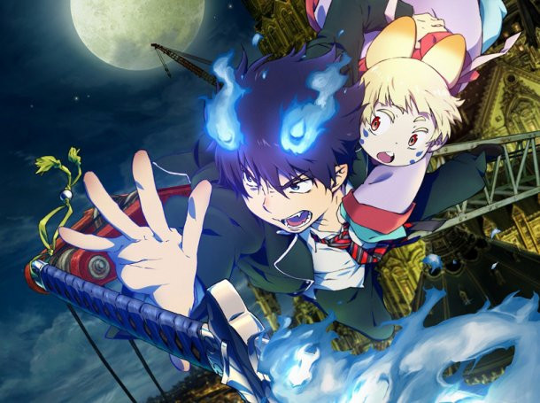 Blue Exorcist Le Film