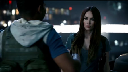 Call of Duty Ghosts Megan Fox