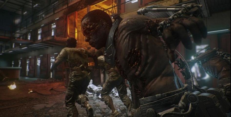 Call of Duty: Advanced Warfare Zombie Mode