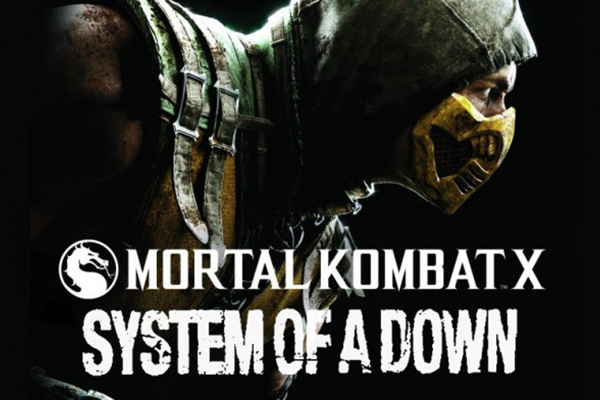 system of a down mortal kombat x