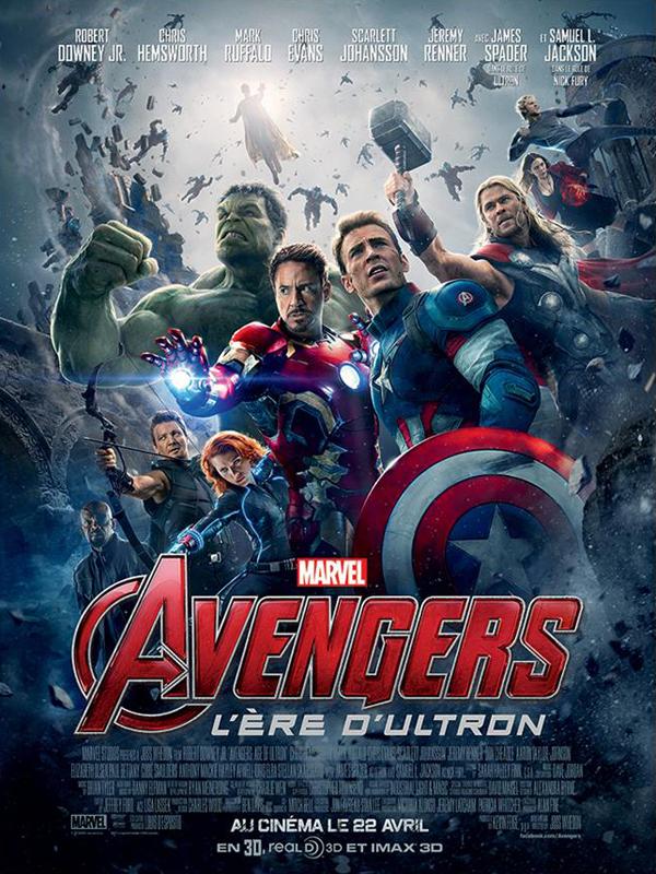 Avengers l'ere d'Ultron