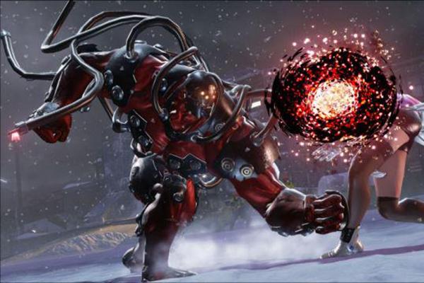 Gigas dans Tekken 7