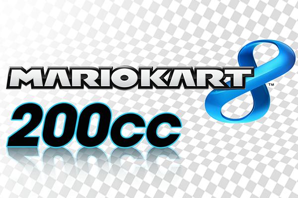 Mario Kart 8 200CC