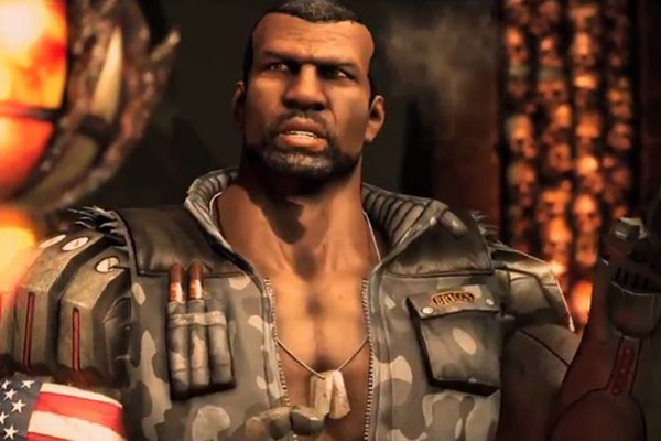 Mortal Kombat X BriggsMortal Kombat X Briggs