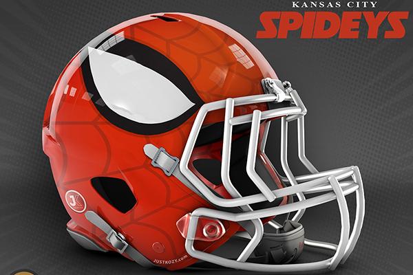 Marvel Helmets