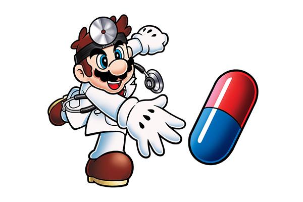 Dr Mario 3DS
