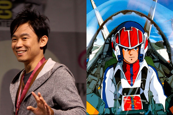 Macross/Robotech James Wan