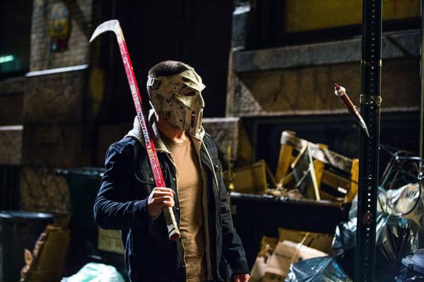 Ninja Turtles 2 : Stephen Amell en Casey Jones