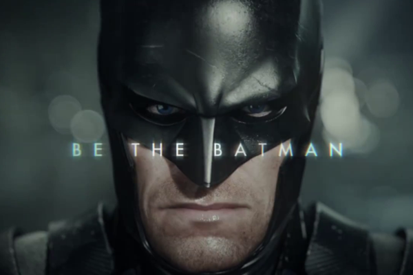 Batman: Arkham Knight - Be the batman