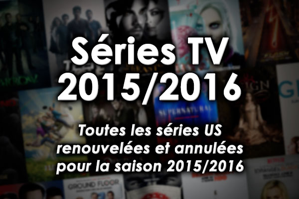 Séries TV US