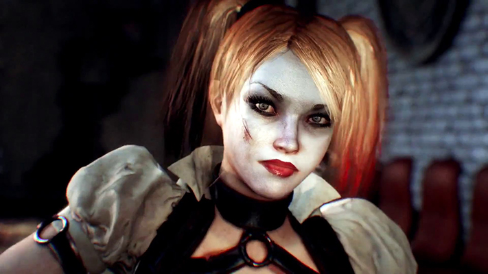 Batman: Arkham Knight Harley Quinn