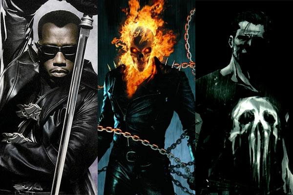 Blade-Ghost-Rider-The-Punisher