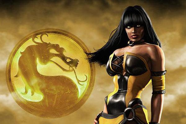 Mortal Kombat X Tanya