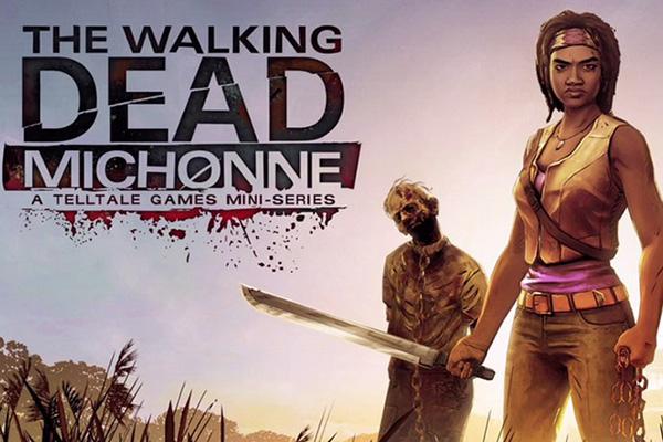 The Walking Dead Michonne - A Telltale Games Mini-Series