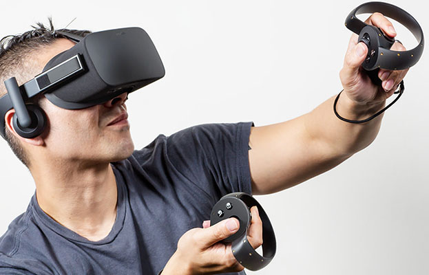 Oculus Touch VR