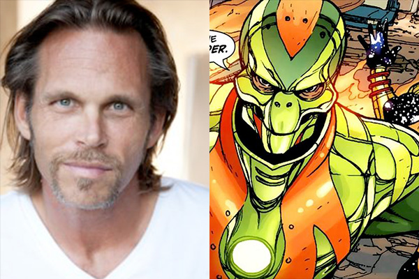 Chris Browning / Reactron (Supergirl)