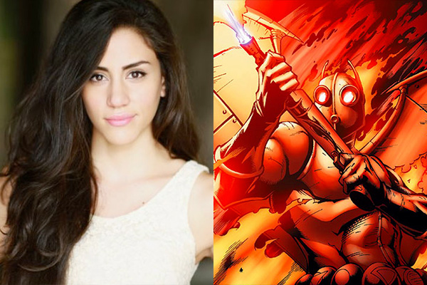 Michelle Veintimilla - Firefly (Gotham)