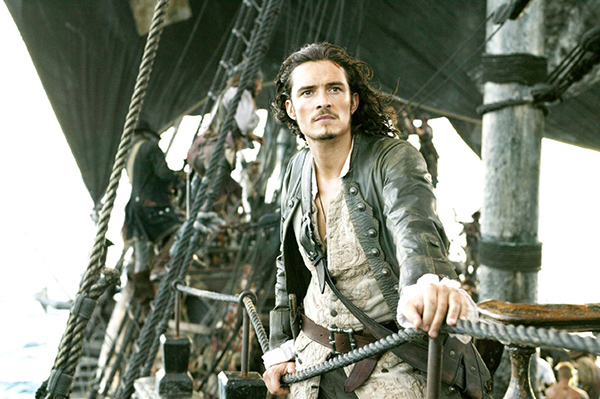Orlando Bloom (Pirates des caraibes)