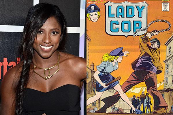 Rutina Wesley / Lady Cop
