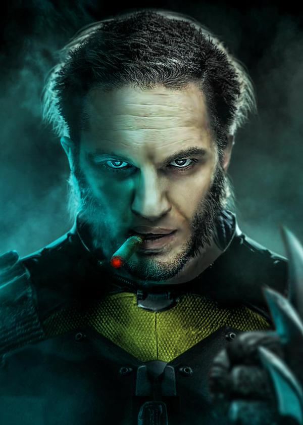 Tom Hardy Wolverine