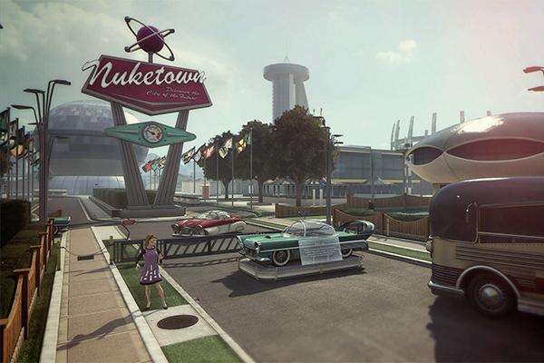 Call of Duty Nuketown