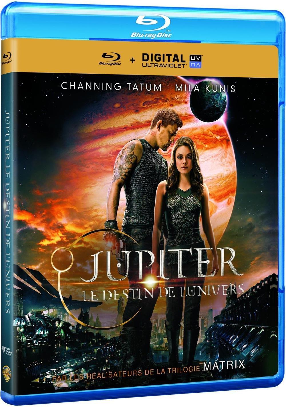 Jupiter le destin de l'univers