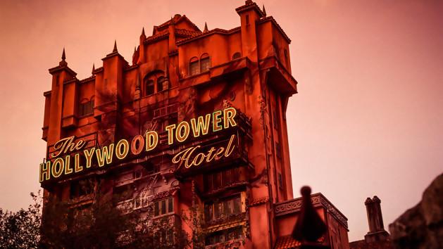 La tour de la terreur