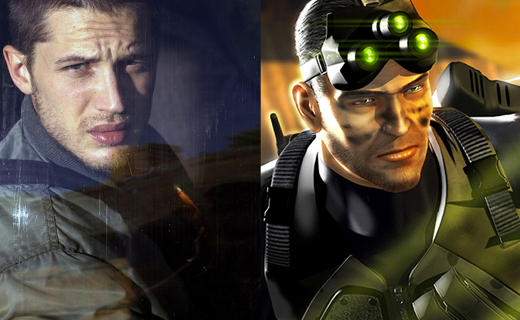 Tom Hardy Splinter Cell