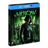 Arrow Saison 2 Bluray