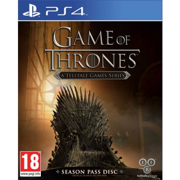 Game of Throne a Telltale Games Series