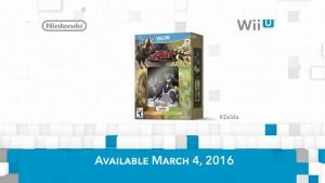 The Legend of Zelda Twilight Princess HD Wii U Box Amiibo