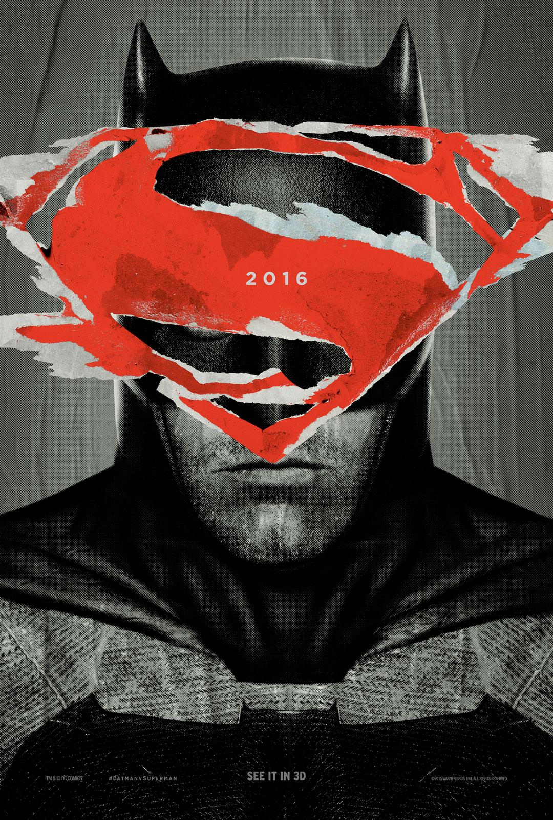 Batman v Superman L'Aube de la Justice
