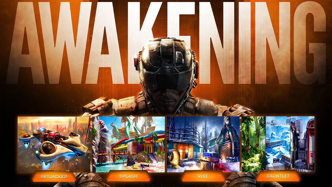 Call of Duty Black Ops 3 Awakening
