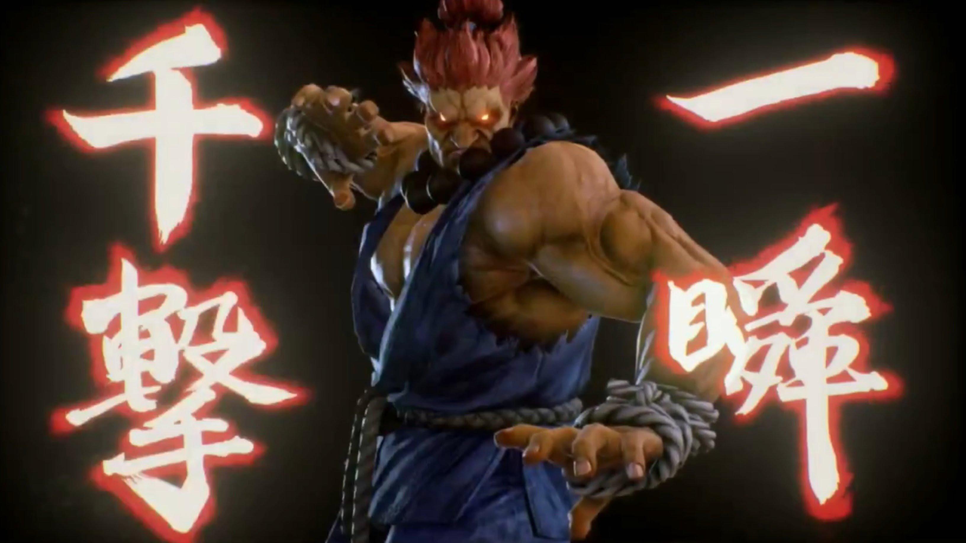 Tekken 7 Gouki
