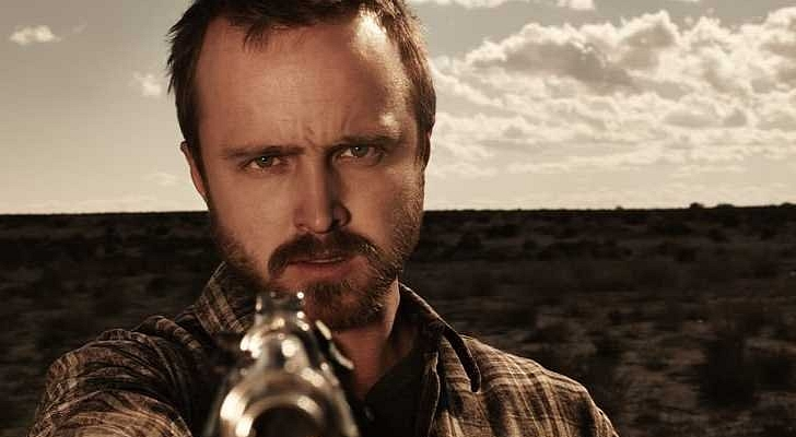 Aaron Paul (Jesse pinkman - Breaking Bad)