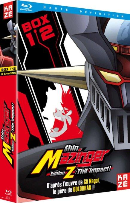 Shin Mazinger Edition Z The Impact ! - Vol 1:2