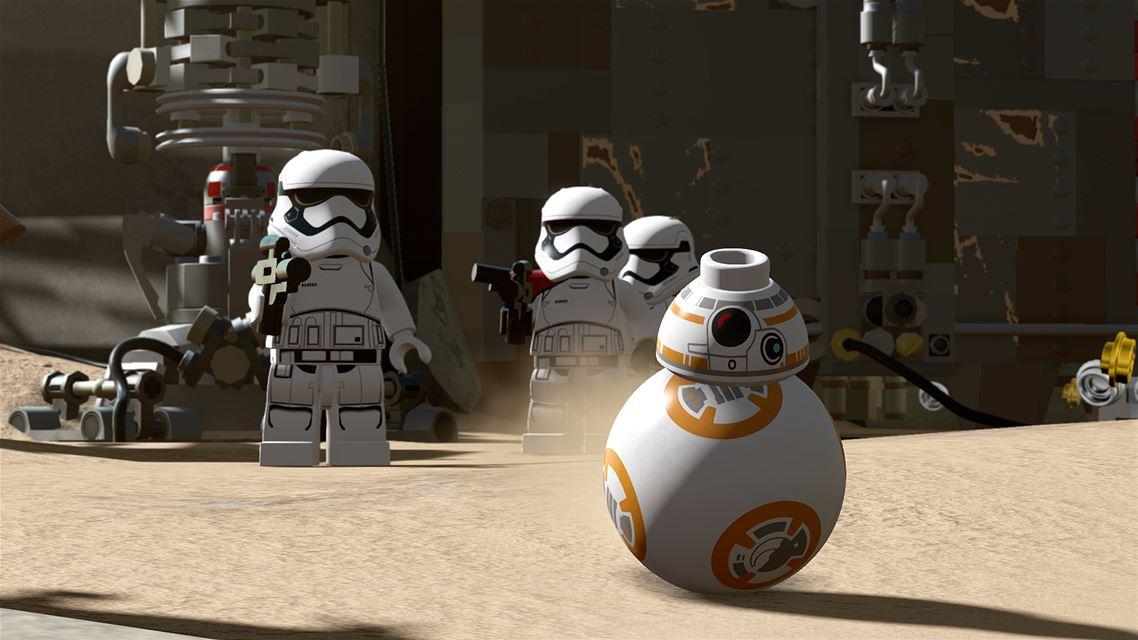 LEGO Star Wars VII: Le Réveil de la Force